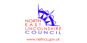 N.E Lincs Council Logo