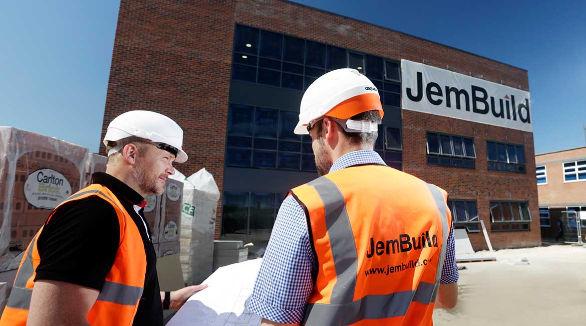 Jembuild Construction Site