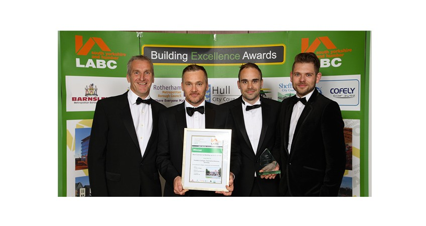 LABC Award Photo