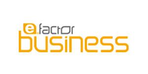 e-factor logo