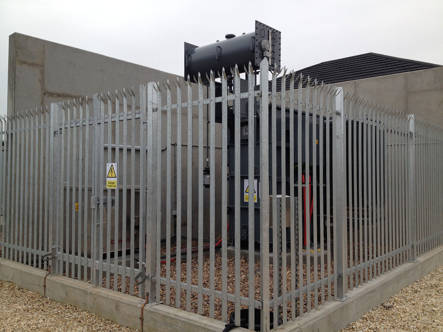 Associated British Ports Kingeo Substation Jembuild
