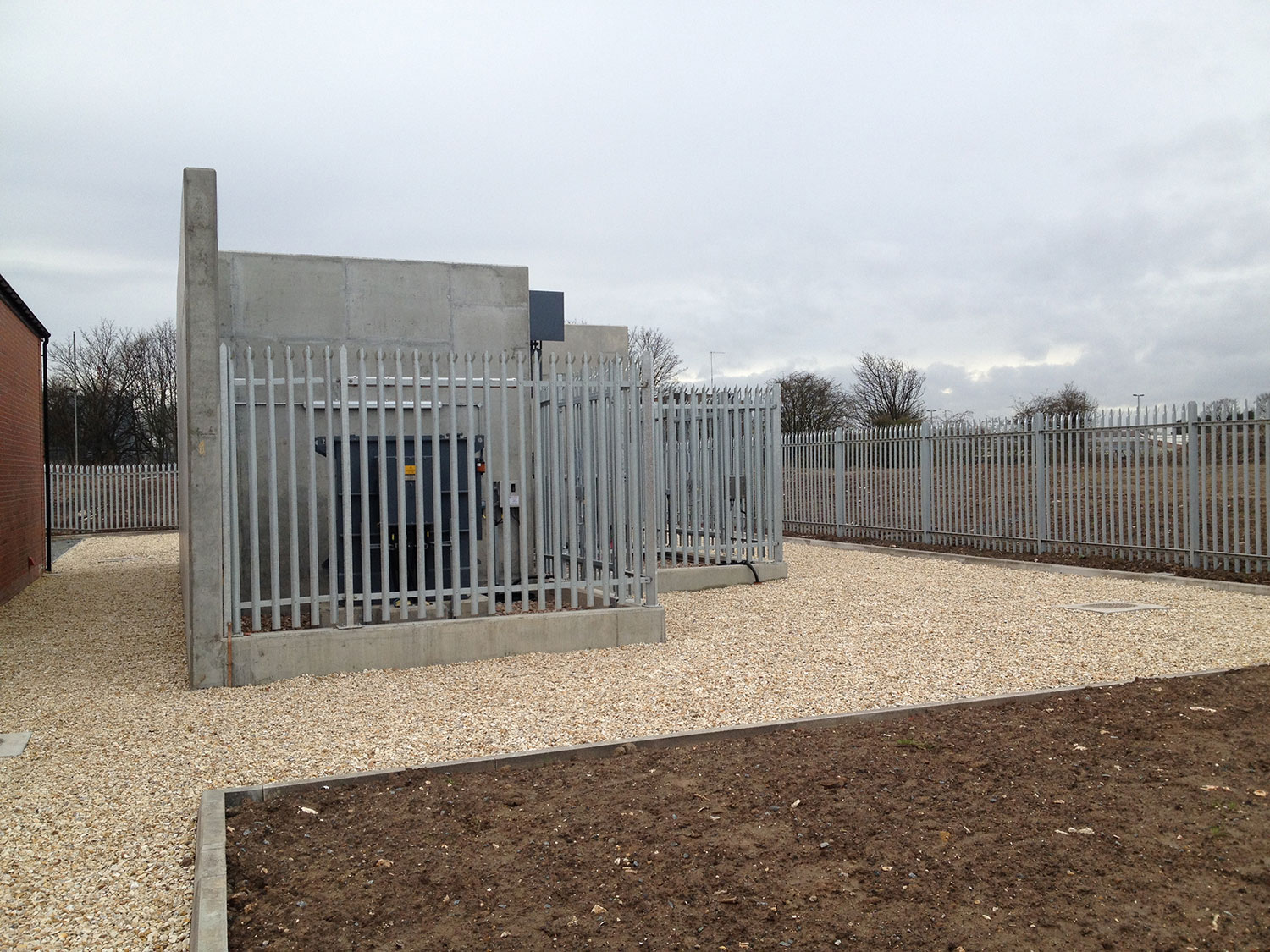 Kingeo Substation - JemBuild