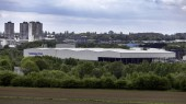 Pictures: www.DaveMoss.com 07977516933 New £1.8m shed for Rainham Steel Scunthorpe by Jembuild